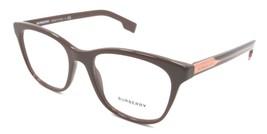 Burberry Eyeglasses Frames BE 2284 3760 51-18-140 Bordeaux Red Made in I... - $176.40