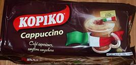 Kopiko Instant Cappuccino Coffee with Choco Granule 30's - $24.73