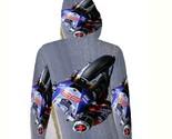 Jorge lorenzo racer   hoodie fullprint for women back thumb155 crop