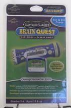 Turbo Twist Brain Quest Game Cartridge Parent Guide Grades 5 6 Quantum Leap - $13.98