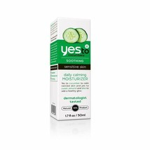 Yes To Cucumbers Daily Calming Moisturizer -- 1.7 fl oz image 2