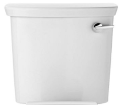 American Standard 4385A.114.020 1 GPF Toilet Tank in White - $89.05