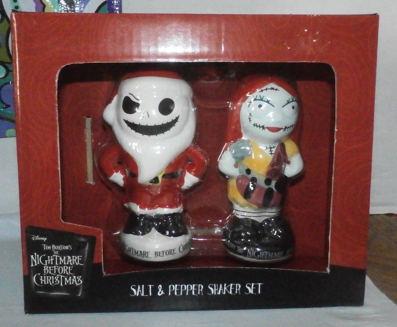 The Nightmare Before Christmas Santa Jack and similar items