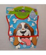 New Dex Baby Dura-Bib Dog Girl Boy Unisex 3-12 Months Puppy Bib Mouth 2014 - $18.83