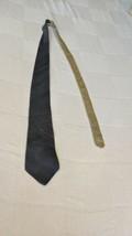 Tommy Hilfiger Men's  dotted  Tie 100% Silk - $7.92