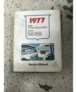 1977 Dodge Ramcharger Camion 100 400 Trail Duster Service Atelier Réparation - $79.19