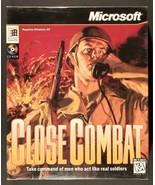 Close Combat (PC, 1996) New Big Box Windows Video Game - $112.50