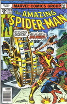 the Amazing Spider-Man Comic Book #183 Marvel Comics 1978 VERY FINE+ - $16.39