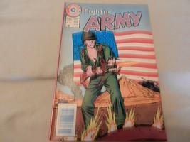 Fightin' Army Charlton Comics Vol. 16, #172 November 1984 - $22.28