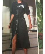 Butterick Sewing Pattern 6688 Chetta B by Peter Noviello Misses Dress Po... - $7.20+