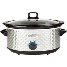 Brentwood Appliances SC-157S 7-Quart Slow Cooker (Silver) - $59.71