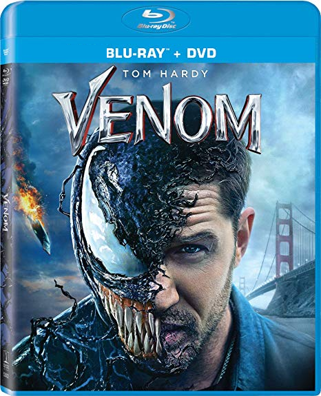 Venom [Blu-ray + DVD + Digital] (2018)