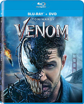 Venom [Blu-ray + DVD + Digital] (2018)