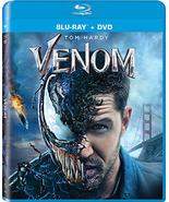 Venom [Blu-ray + DVD + Digital] (2018) - $19.95