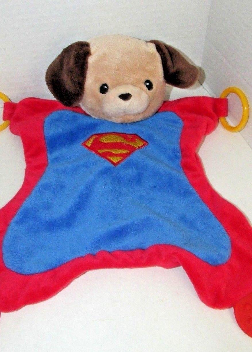 Baby Gund Superman Tan Brown Puppy Dog And 43 Similar Items