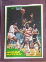 1981 Topps Super Action Robert Parish #East 108 - $12.00