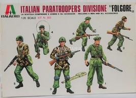 Italaerei Italian Paratropers Divisione Folgore 1/35 Scale 303 - $12.75