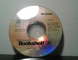 Microsoft Bookshelf 98 Software (Microsoft, 1998) - $4.94