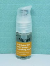 MURAD Rapid Age Spot and Pigment Lightening Serum - Large Travel/Mini (0... - $27.99