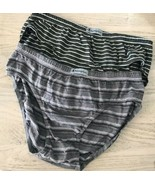 Vintage Champion Men's Bikini Briefs Set of Two 100% Cotton Size Large S... - $41.96