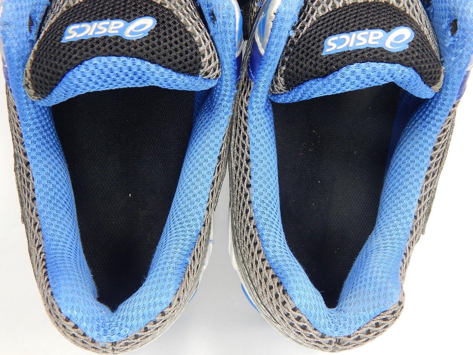 Asics GT 1000 v 3 Size US 14 M (D) EU 49 Men's Running Shoes Gray Blue T4K3N