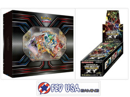 Pokemon TCG XY Premium Trainer's Kit Collection Box & Best of XY Booster Box - $164.99