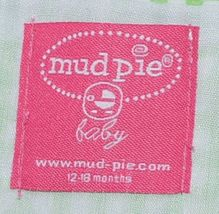 Mud Pie Baby Green Red Gingham Tunic Top Flare Pants 12 18 Months image 7