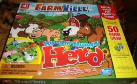 Farmville Hungry Hungry HERD Board Game Hasbro - $25.00