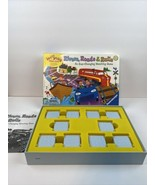 Rivers Roads & Rails Board Game Ever Changing Matching 1-8 Player 5+  - $98.99