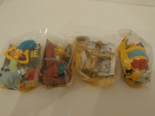 2007 The Simpsons Movie Burger King Kids And 50 Similar Items