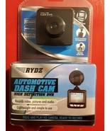 RYDZ Automotive Dash Camera HD DVR & Voice Recorder - $25.00