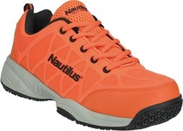 Men's Toe in to Work Wide Composite 6 Athletic Slip Shoe Resistant Nautilus 15 rqwSf1r