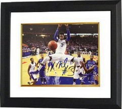 Nerlens Noel signed Kentucky Wildcats 8x10 Photo Custom Framed vs Duke - $88.95