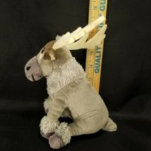 "Disney Plush Frozen Sven Reindeer Moose stuffed animal 7"" Ty Sparkle image 3"