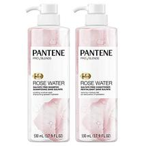Pantene, Shampoo and Sulfate Free Conditioner Kit, Paraben and Dye Free,... - $43.55