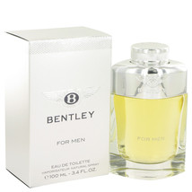 Bentley by Bentley Eau De Toilette Spray 3.4 oz - $36.95