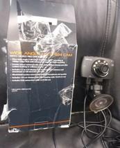 BlackWeb Wide Angle HD Dash Camera w/ Video Recorder  - $9.56