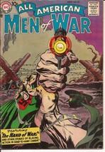 DC All American Men Of War #59 The Hand Of War Blazing Stories Of Combat... - $24.95