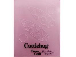 Provo Craft Cuttlebug Build a Flower Die & Embossing Folder Set image 6