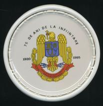 Romanian Military 75th Anniversary De Ani De La Infiintare Romanian Cres... - $24.75