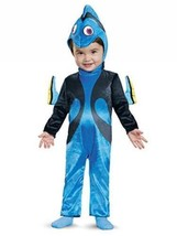 Disguise Baby Girls' Finding Dory Costume, Blue, 12-18 Months - €11,39 EUR