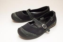 Keen 6.5 Black Mary Jane Flats - $32.00