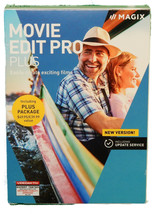 MAGIX - MOVIE EDIT PRO PLUS SOFTWARE - $53.91