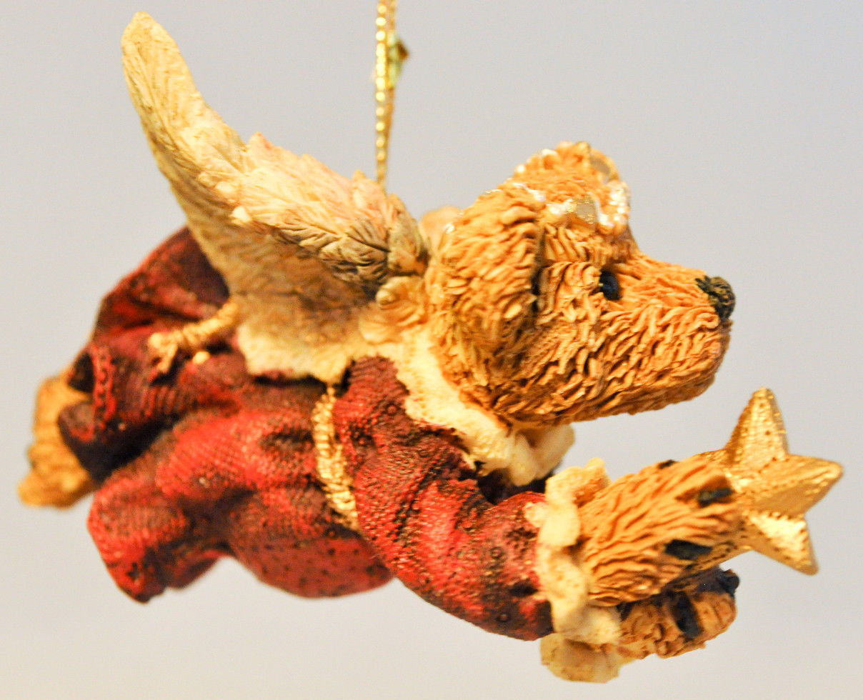 Boyds Bears & Friends: Charity ... The Angel Bear With Star - 02502
