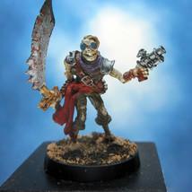 Painted Privateer Press Miniature Warmachine Revenant Pirate II - $31.61