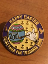 2001 DISNEYANA PIN TRADING - HAPPY EASTER  LE 250 - $14.99
