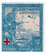 (I.B) New Zealand Cinderella : Greymouth & District Wounded Soldiers Fun... - €41,09 EUR