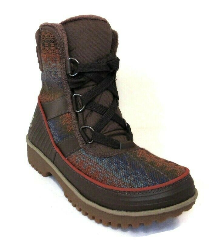 Primary image for SOREL Tivoli II WOMEN'S Tobacco WATERPROOF BOOTS Size 6, #NL2091-256
