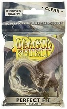 Dragon Shield Arcane Tinman AT-13001 Sleeves 100 Piece, Clear, One Size