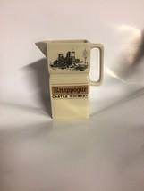 Knappogue Castle Irish Whiskey Pitcher - $10.00